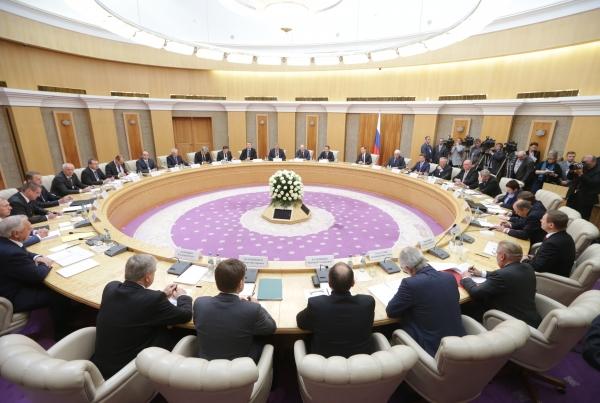 Состоялось заседание Совета Министров Союзного государства